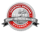 Attorneys and Practice Magazine's Criminal Defense Attorney